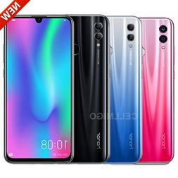 "Honor 10 Lite  6.21"" 4G LTE Dual SIM GSM Factory Unlocked HR"