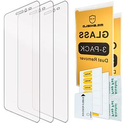 -Mr Shield For Huawei Honor 5X  Screen Protector with Lifeti