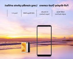 """5.7"""" Full-Screen 4G Smartphone Android Octa-Core 4+32G Dual"""