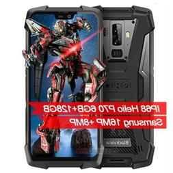 """5.84"""" Blackview BV9700 PRO Android 9.0 4G Smartphone 6GB RAM"""