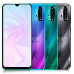 6.6 In A50 Android 9.0 Cell Phone Factory Unlocked Smartphon