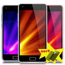 """2019 New 5.0"""" GSM Unlocked Android 7.0 Cell Phones Dual SIM"""