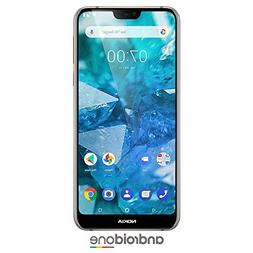 Nokia 7.1 - Android One - 64 GB - 12+5 MP Dual Camera - Dual