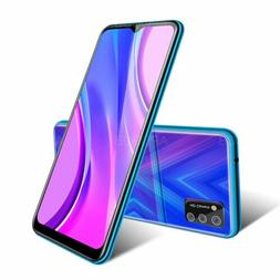 6.6 In S20 Unlocked Smartphone Android 9.0 Cell Phone For AT