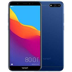 "Honor 7A  AUM-L33 Dual-SIM, 5.7"" Fullview Display, Face & Fi"