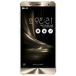 Asus - Zenfone 3 Deluxe 4g Lte With 64gb Memory Cell Phone
