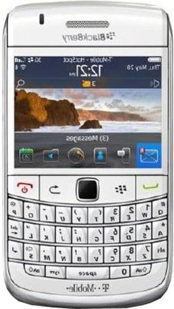 BlackBerry 9780 Bold locked Smartphone with 5 MP Camera, Blu