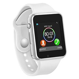 Smart Watch with Bluetooth Camera Music Player for iOS iPhon