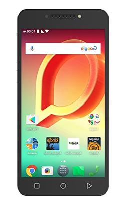 Alcatel A50 - 16 GB - Unlocked  - Metal Silver - Prime Exclu