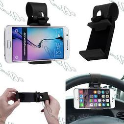 Accessory Universal Car Holder with Steering Wheel for Seri
