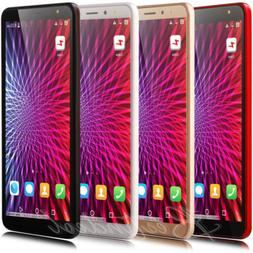 Android 8.0 Unlocked Touch Cell Phone Quad Core 2 SIM 3G GSM