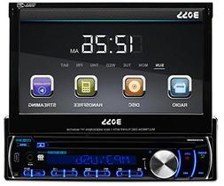 "BOSS AUDIO BV9986BI 7"" SINGLE-DIN MOTORIZED TOUCHSCREEN TFT"