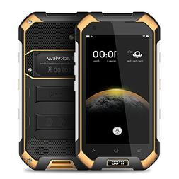 Blackview Rugged Smartphone, BV6000 4G Dual SIM Mobile Phone