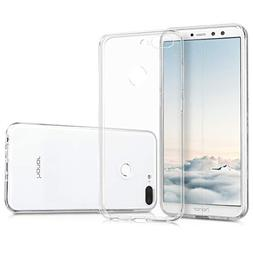 kwmobile Crystal Case for Huawei Honor 9 Lite - Soft Flexibl