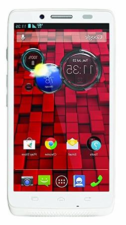 Motorola DROID ULTRA XT-1080 16GB Android 4G LTE Mobile Smar