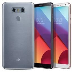 LG G6 H872 32GB Black/Ice Platinum T-Mobile Unlocked LTE Sma