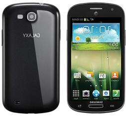 Samsung Galaxy Express I437 Quad-Band GSM Smartphone - Black