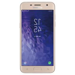 Samsung Galaxy J3 Star 16GB Gold SM-J337T T-Mobile Smartphon