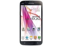 "Samsung Galaxy Mega I9152 5.8"" Android Smart Phone  - Black"