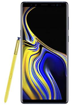"Samsung Galaxy Note 9 SM-N960F/DS 512GB/8GB  6.4"" QHD+ sAMOL"