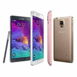 Samsung Galaxy Note2,3,4,5 4G GSM LTE Factory Unlocked Smart