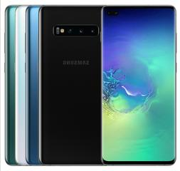 "Samsung Galaxy S10+ Plus 128GB SM-G975F/DS Dual  6.4"" 8GB RA"