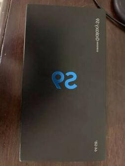 Samsung Galaxy S9 SM-G960 - 64GB - Midnight Black  Smartphon