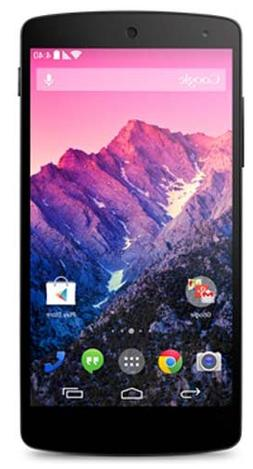 LG Google Nexus 5 D821 Factory Unlocked Cellphone, Internati