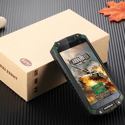 GPS Waterproof Android <font><b>Smartphone</b></font> Guopho