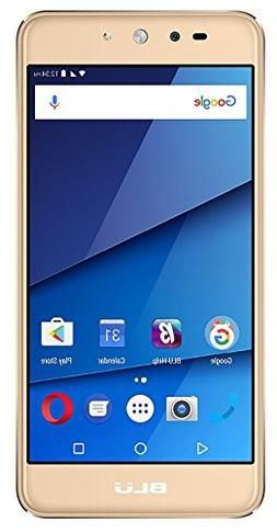 "BLU Grand XL LTE -5.5"" HD GSM Unlocked Smartphone with 13MP"