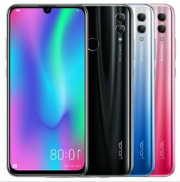 "HUAWEI HONOR 10 LITE 32GB 6.21"" BLACK/BLUE/RED FACTORY UNLOC"