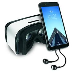 Alcatel IDOL 4 S Unlocked 4G LTE Smartphone Virtual Reality