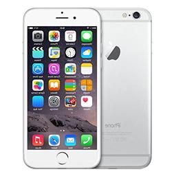 Apple iPhone 6, Fully Unlocked, 16GB - Silver