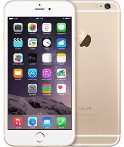 Apple iPhone 6 Plus, Gold, 16 GB