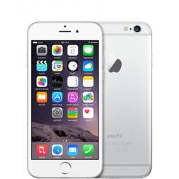 Apple iPhone 6 64GB Silver 4.7 4G LTE Factory Unlocked GSM S