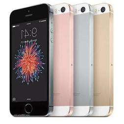 iPhone SE 16 32 64 128GB Apple Grey Pink Gold Silver Smartph
