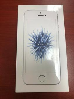 Apple iPhone SE - 32GB - SILVER  A1662