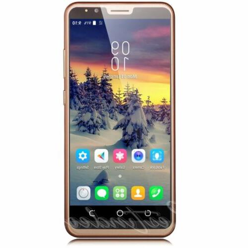"2019 6.0"" Unlocked Smartphone For Talk Android Cell Phone"