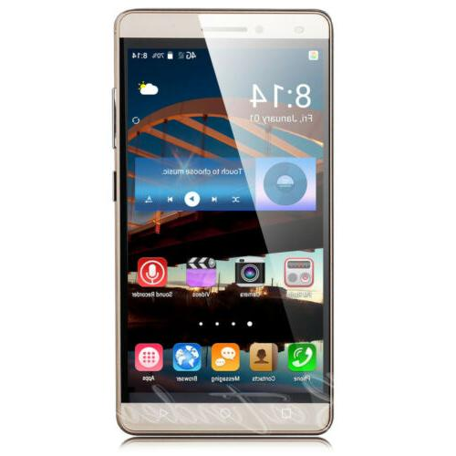 "5.0"" Cheap Android 6.0 Cell Phone Core SIM"