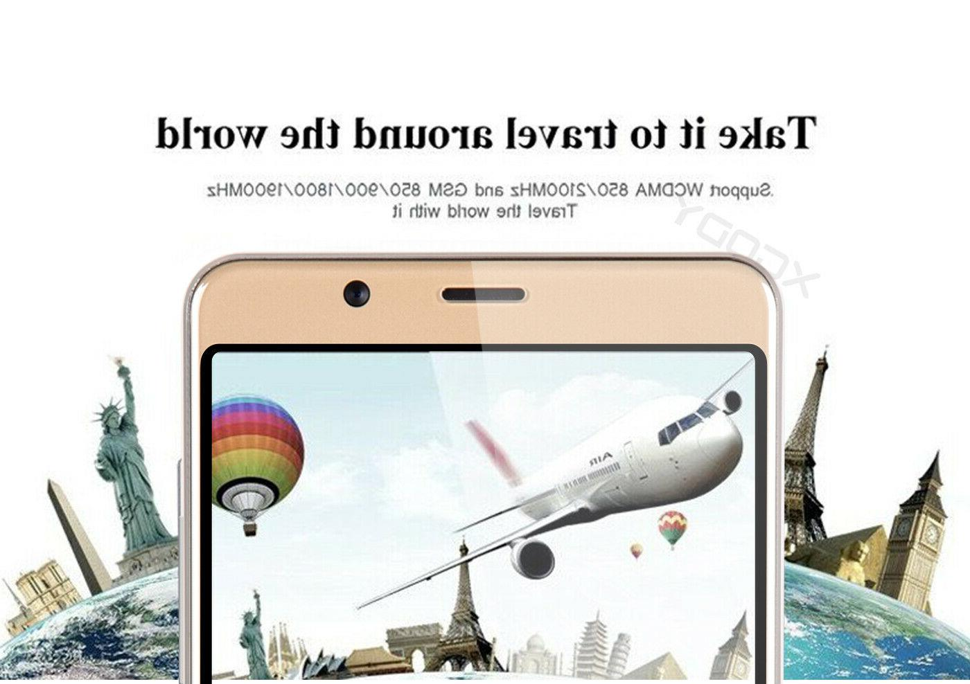 "6.0"" Unlocked Quad Core For Smartphone"