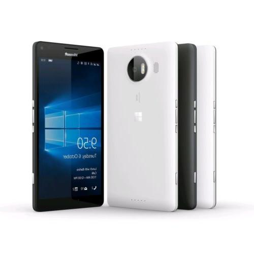 microsoft lumia 950 dual sim 32gb 20mp