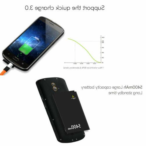 """5.5"""" 4G LTE Rugged Android Mobile"""