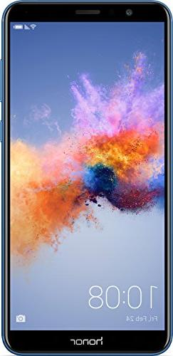 Honor 7X  - Unlocked International Model, No Warranty
