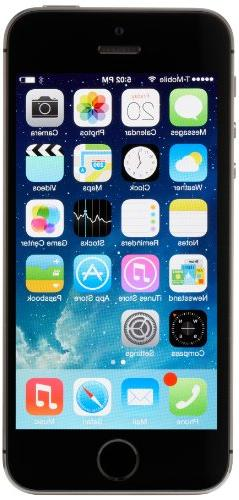 Apple iPhone 5S 16 GB T-Mobile, Space Gray
