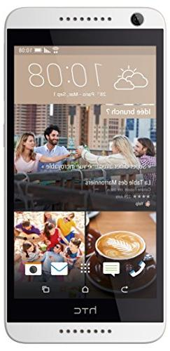 "HTC Desire 626 16GB Unlocked GSM 4G LTE 5"" HD Display Quad-C"