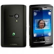 Sony Ericsson X10 Mini E10i Black Unlocked Android Phone