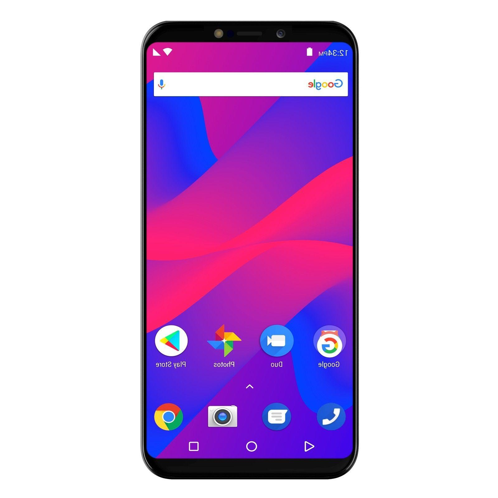 "BLU Advance 2019 6.0"" HD 16GB Black"