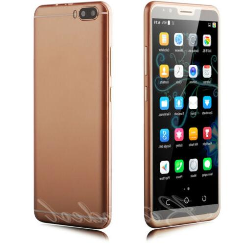 """Android Unlocked 6.0"""" Mobile Smartphone Core 2SIM 3G/GSM Cell Phones"""