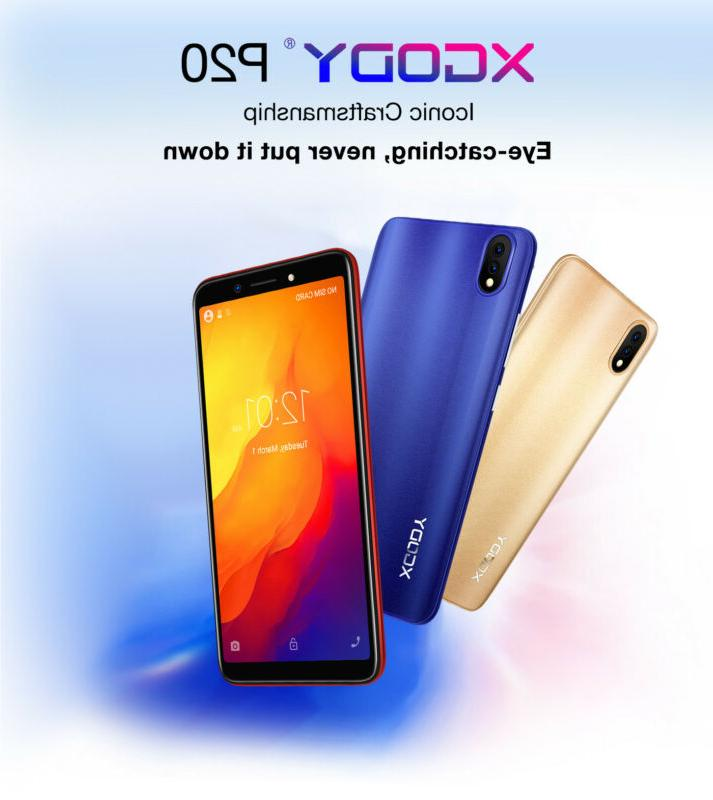 Android Cell Quad Core Smartphone