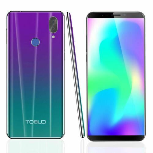 """Android 9.0 4G 5.93"""" FHD+ Octa Core 4GB+64GB Touch ID Smartphone"""